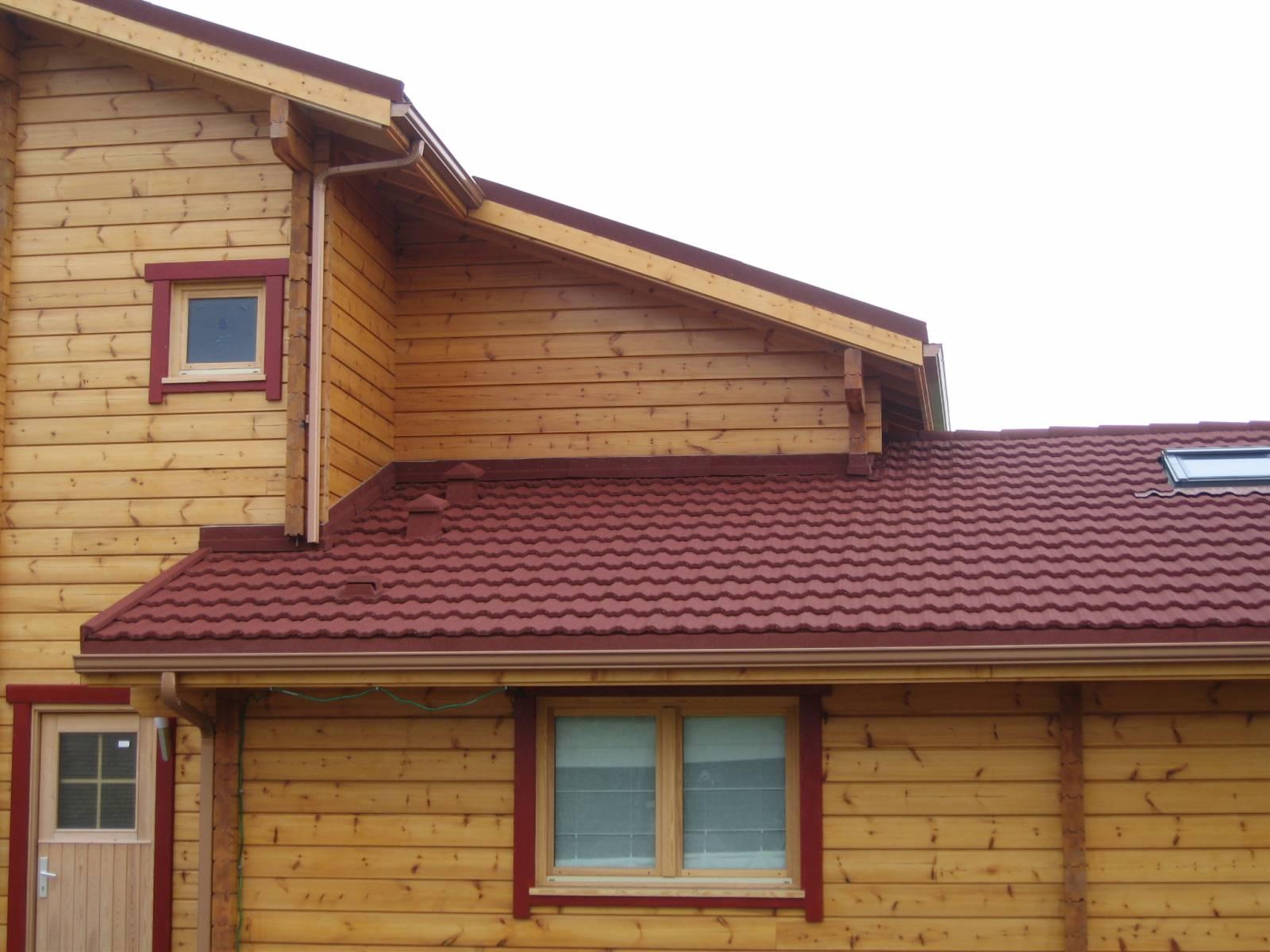 Toitures de maison bois en tuiles GERARD à Nouvelle Eglise 62370 - Fabrication & livraison de ...