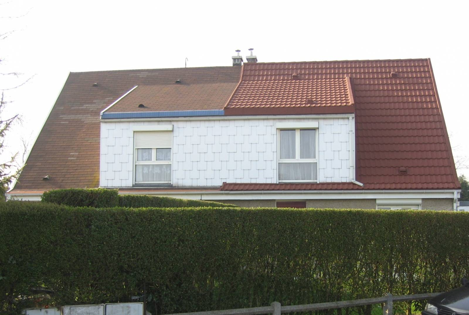 Toiture GERARD CLASSIC en rénovation shingle