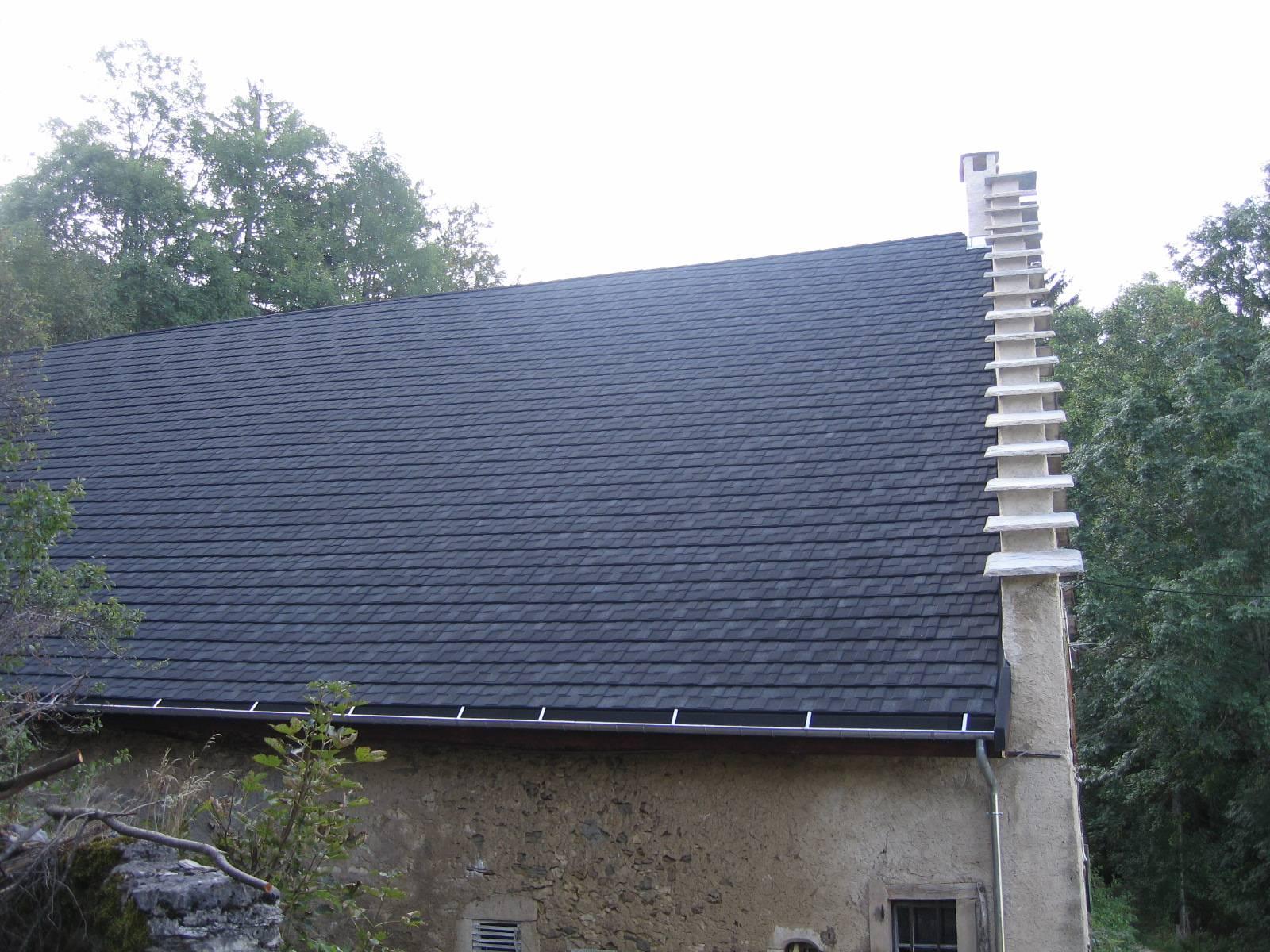Installateur de toiture métallique en montagne à Lans en Vercors - Fabrication & livraison de ...