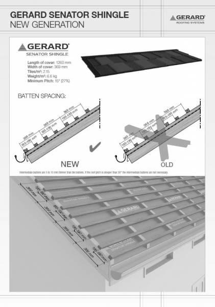espacement liteaux ardoise shingle gerard senator fabrication livraison de tuiles lyon. Black Bedroom Furniture Sets. Home Design Ideas