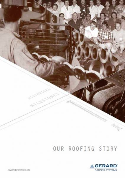 Historique Les Tuiles GERARD Our Roofing Story